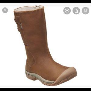 Keen 8.5 Winthrop II Waterproof Boot brown